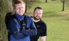 Callum and Sean Robertson