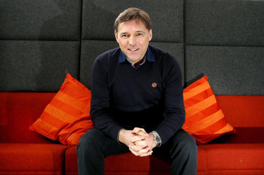 United finance director Derek Bond.