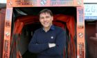 Evening telegraph/ Courier news CR0026848 G Jennings pics , Dundee United financial director Derek Bond,