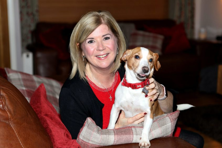 Linda McDonald, who supports whole life terms for Scotland's worst criminals, was attacked while walking her dog by murderer Robbie McIntosh.