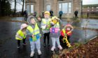 Youngsters at Flexible Childcare Services Scotland