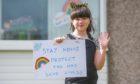 Kayla Reid has turned her creativity to a back-to-school sea shanty