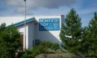 Telegraph News - Dundee - Ross Gilmore story; CR0013037 GV's of Monifieth High school Panmurefield Rd, Monifieth, Dundee. Picture Shows; general view (GV) of Monifieth High School, Panmurefield Road, Monifieth, 15th August 2019. Pic by Kim Cessford / DCT Media