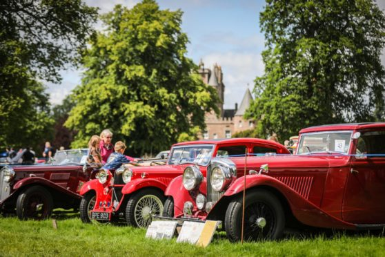 The sun shone on a record entry in 2019.