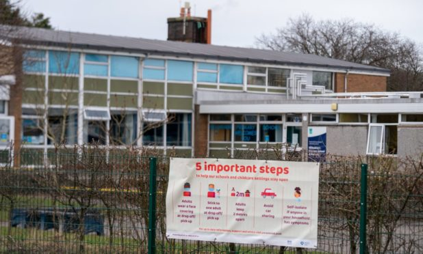 Milnathort Primary School has closed its nursery because of several coronavirus cases amongst staff and pupils