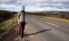 Abernethy and District Community Council chairman Ritchie Young says villagers are onboard with the cycle path plans.