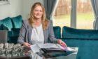 Karen Nicoll, managing director of DJ Laing Homes