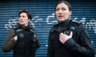 Vicky McClure and Kelly Macdonald in series six of Line of Duty.