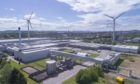 Michelin Scotland Innovation Parc (MSIP) in Dundee.