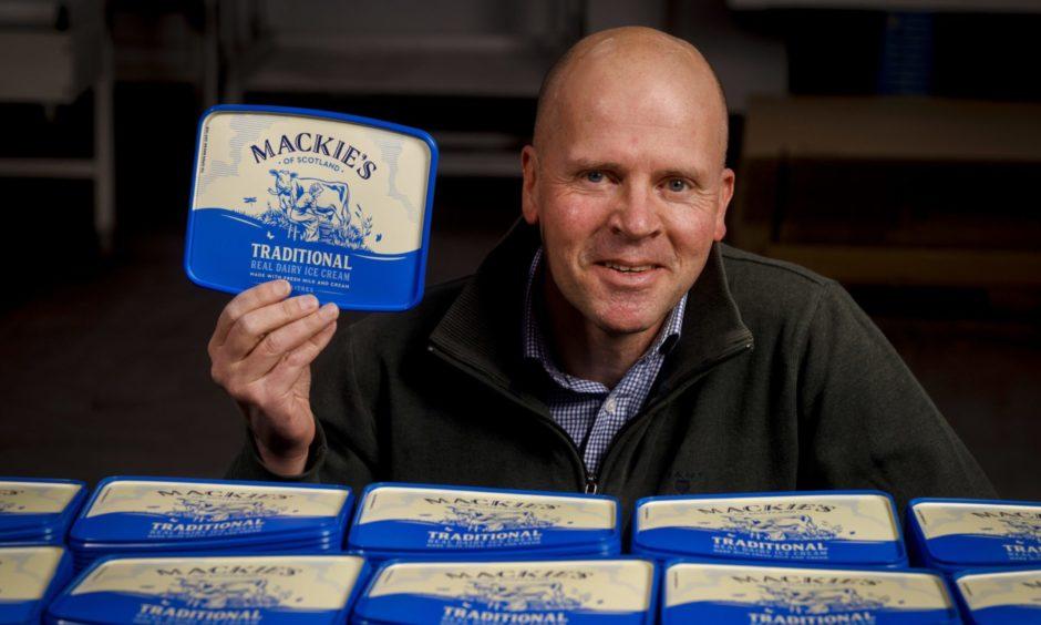 Mac Mackie.
