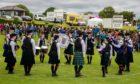 Markinch Highland Games was last held in 2019.