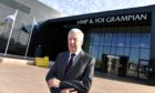 Lewis Macdonald at HMP Grampian.
