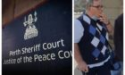 Paul Barty appeared at Perth Sheriff Court
