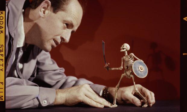 Ray Harryhausen: Titan of Cinema.