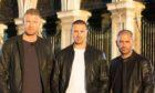 Andrew 'Freddie' Flintoff, Paddy McGuinness and Chris Harris
