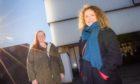 Rebecca McClune and Helen Reid of Gender Equality Perth.