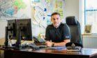 Chief Supt Derek McEwan, Police Scotland Fife Division Headquarters,
