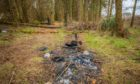 Six deliberate fires were set in Dundee this week.