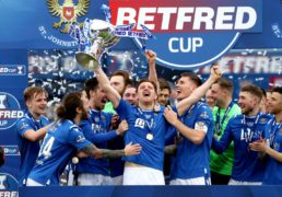 Premier Sports Cup draw: St Johnstone start League Cup defence in Arbroath