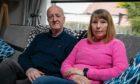 Stuart and Margaret Graham, Colin's mother.