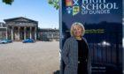Dundee High School rector Lise Hudson.