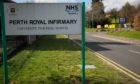 Perth Royal Infirmary.