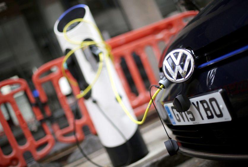 electric car dundee jobs