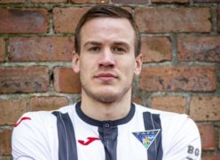 Vytas Gaspuitis: New Dunfermline man reveals fans favourite Andrius Skerla sold him on move to East End Park