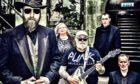 Goodbye Mr Mackenzie band members, including Big John Duncan,.