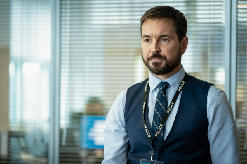 You don't need a chis to tell you Line of Duty is brilliant.