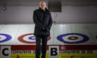 Forfar Indoor Sports owner Mike Ferguson, chairman of the Scottish Ice Rinks Association.