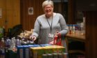 Debbie Findlay from Lifegate Church's food outreach programme
