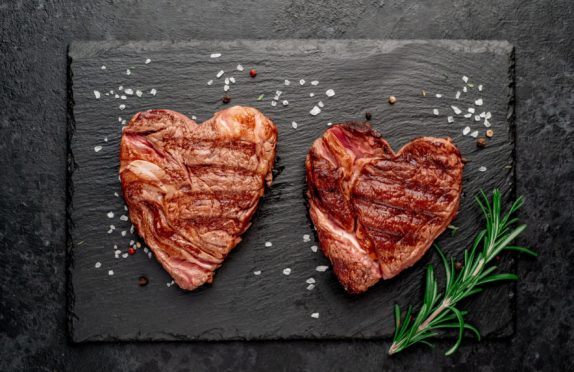 Fillet steak sales were up 29% in the two weeks to February 14, 2021.