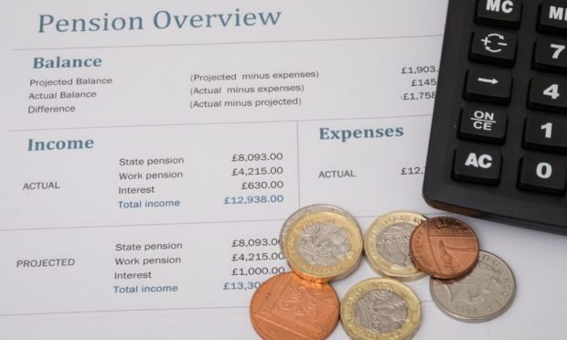 Pensions for staff could soon change at both Dundee's universities.