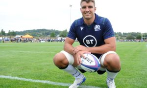 Sam Skinner is back in camp at Oriam after missing the first two games of the Six Nations.
