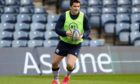 Sam Johnson returned to the Scotland squad after missing the first two games of the Six Nations.
