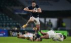 Sean Maitland will be back for Scotland against Ireland.