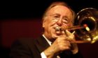 Mandatory Credit: Photo by Robert Vos/EPA/Shutterstock (8339632a) The Legendary Jazz Musician Chris Barber 72 Performs During a Concert During the Jazz Night in Breda Late Saturday 31 May 2003 Barber Celebrated His 50th Anniversary As a Musician Barber Gave His First Concert on 31 May 1953 Epa-photo/anp/robert Vos Netherlands Breda Netherlands Barber - Jun 2003; fd0527ff-f421-4b36-9416-22cddf5b000a