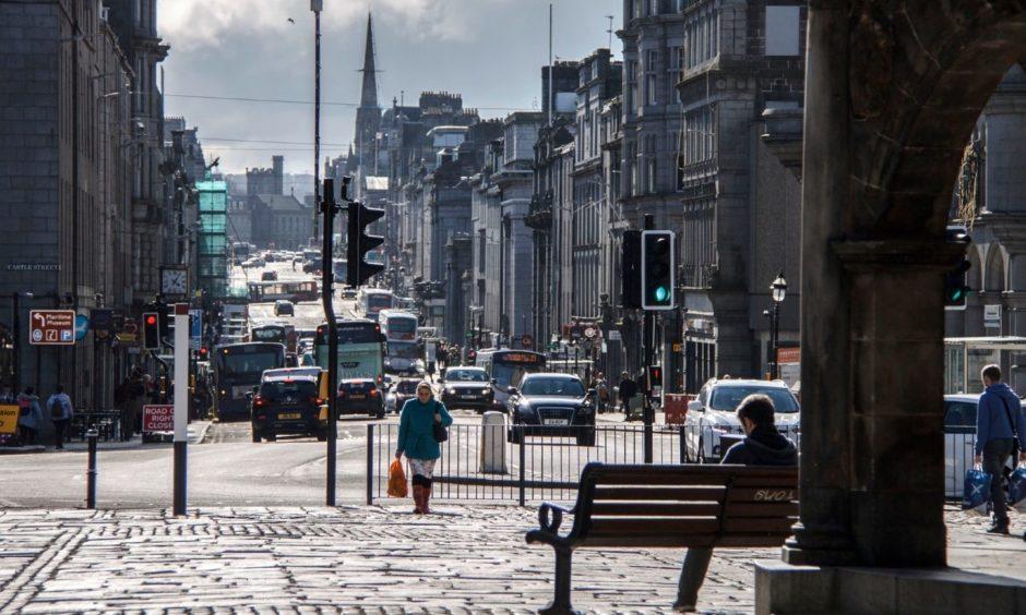 Scottish election Aberdeen