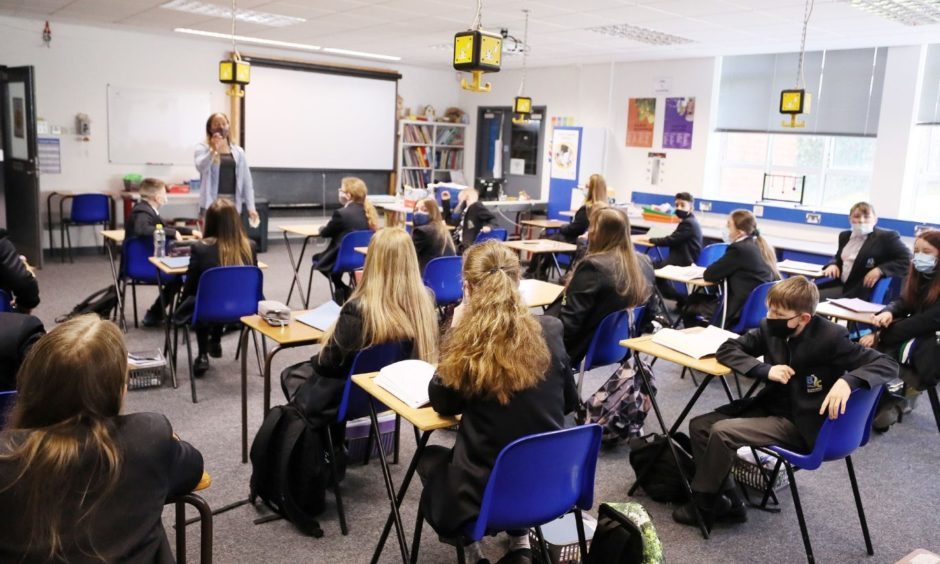 Pupils in the most deprived areas of Scotland are more likely to fail Highers than achieve a grade A pass.