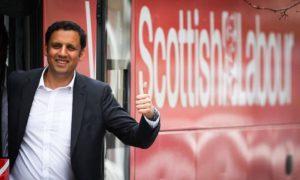 Anas Sarwar Aberdeen Labour