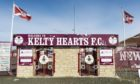 Kelty Hearts' New Central Park home