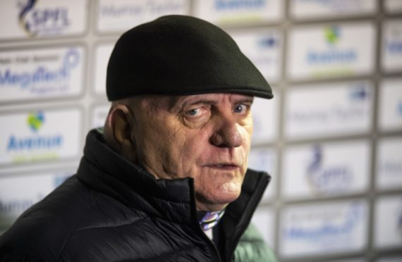 Arbroath boss Dick Campbell is not a fan of the proposed European Super League.