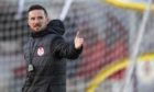 Kelty boss Barry Ferguson wants to take his ambitious side beyond League Two