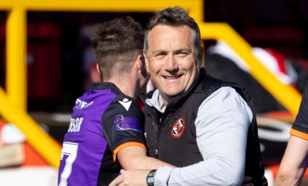 Dundee United boss Micky Mellon has big selection decisions to make.