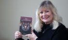 CR0027677   Jan McGavin who has written her first novel...  ....Pic Paul Reid