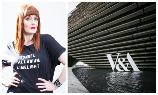 V&A Dundee Night Fever