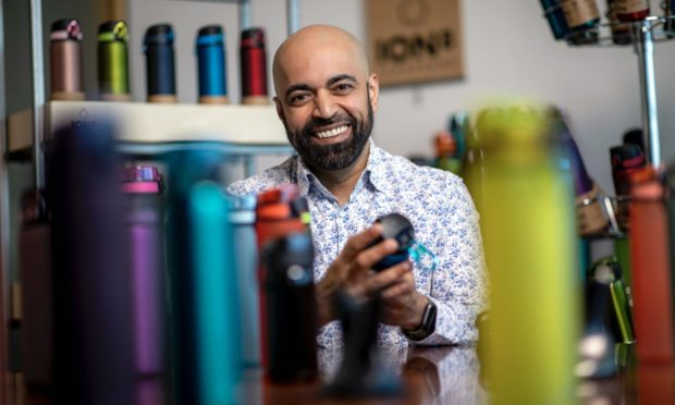 Aydya Group founder Yusuf Okhai.