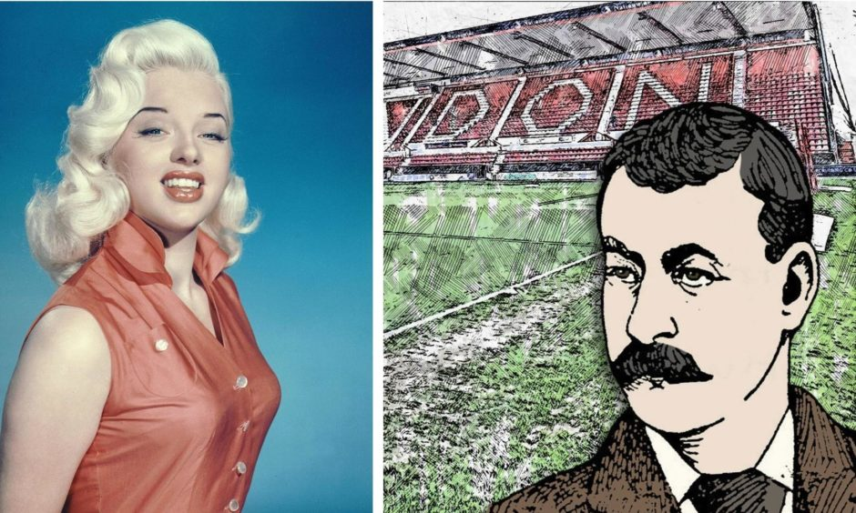 Diana Dors and James Munro look set to have blue plaques in the same street in Swindon.