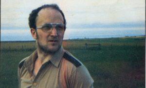 Sandy Drummond was found dead near his home on June 24 1991.